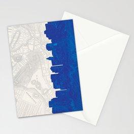 Ye Olde (new) Boston  Stationery Cards