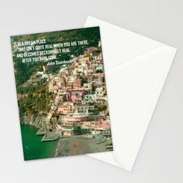 Travel Bites Deep Stationery Cards