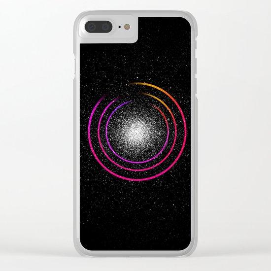 Supernova Clear iPhone Case