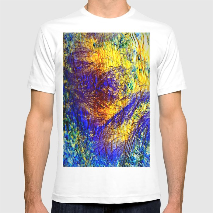 abstract kk T-shirt