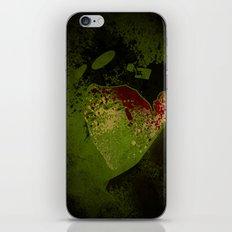 Paint Splatter: Le Visiteur du Futur iPhone & iPod Skin