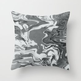 You Make Me Feel Wavy Baby Throw Pillow
