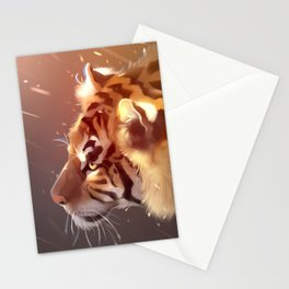 1.61 beats per second Stationery Cards