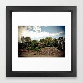Deforest Framed Art Print