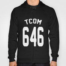 TCOM 646 AREA CODE JERSEY Hoody