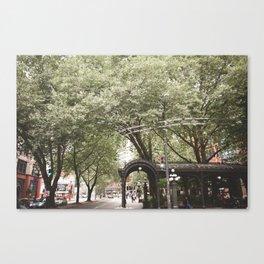 Seattle, WA Canvas Print