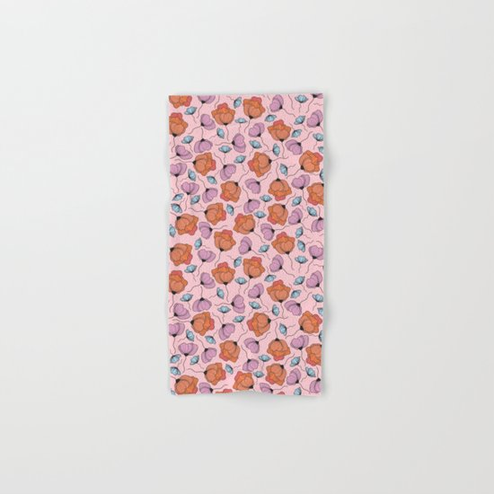 Garden Party Hand & Bath Towel