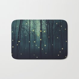 Enchanted Trees Bath Mat
