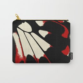 Butterfly Wing - Rumanzovia Carry-All Pouch