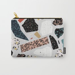 Terrazzo Art No.1 Carry-All Pouch
