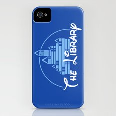 The Library iPhone (4, 4s) Slim Case
