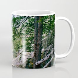 Hiking in Chamonix Coffee Mug