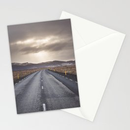 Route 1 - Landscape and Nature Photography Stationery Cards