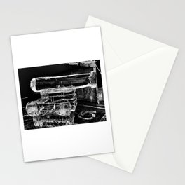 Ice Cannon at Icestravaganza, 2017 Stationery Cards