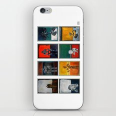 Rothbots (2) iPhone & iPod Skin