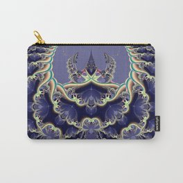 Fractal Abstract 42 Carry-All Pouch
