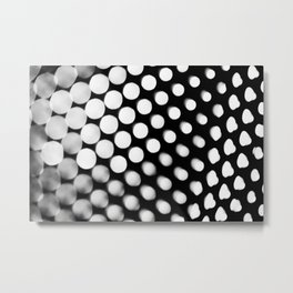 Colander Fun No1 Metal Print