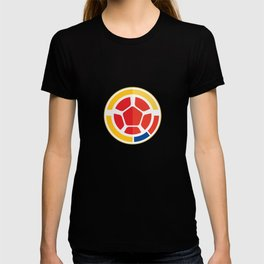 WORLDCUP IS COMING! - COLOMBIA T-shirt