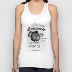 James BROWNIE! Unisex Tank Top