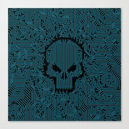 Bad Circuit Canvas Print