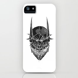 The Bat Who Laughs iPhone Case