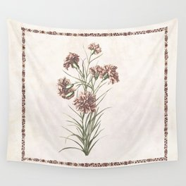Carnations Wall Tapestry