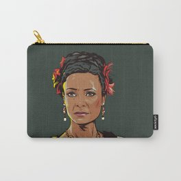 Westworld inspired Fan art of Maeve Carry-All Pouch