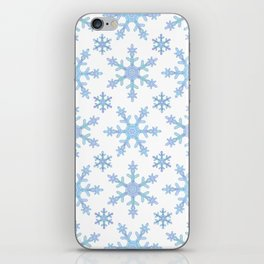 Let it Snow Mix 2 iPhone Skin