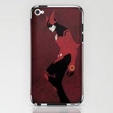Zetman iPhone & iPod Skin