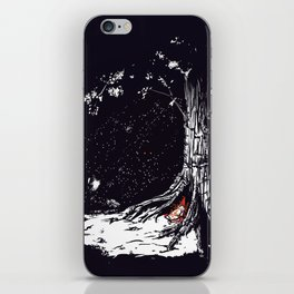 The Beast iPhone Skin