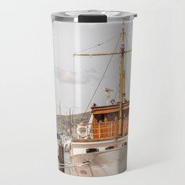 Water Metal Travel Mug