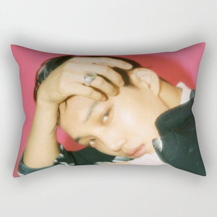 Kai / Kim Jong In - EXO Rectangular Pillow