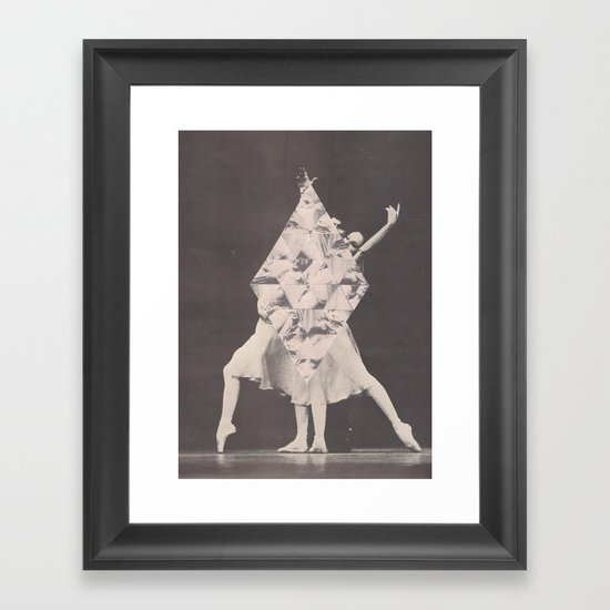 This Is Serious Framed Art Print