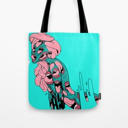 PSYCHEDELICK Tote Bag