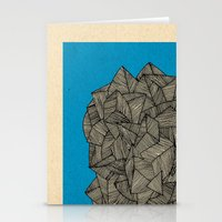 boat Stationery Cards featuring - boat - by Magdalla Del Fresto