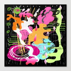 Splat Rx Canvas Print