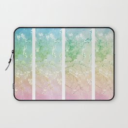 Vincent Van Gogh : Almond Blossoms  Panel Art Tall Laptop Sleeve