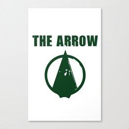 Arrow Canvas Print