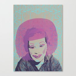 #premonster Canvas Print