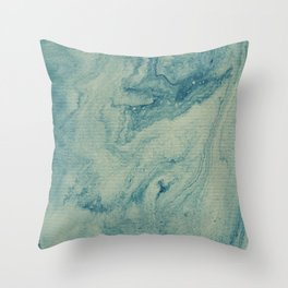 Tranquility III Throw Pillow