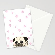 You are my buddy, I am your pal Stationery Cards