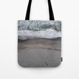 Pacific Beach Waves Tote Bag