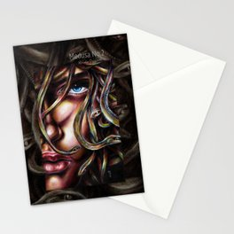Medusa No. Two Stationery Cards