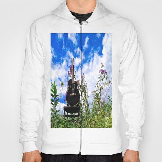 Playing the Field Hoody