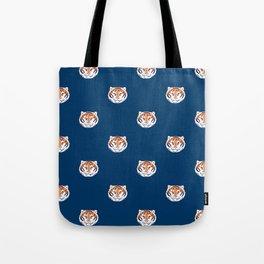 Tigra dot Tote Bag