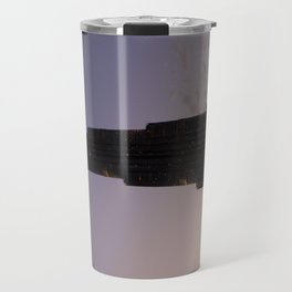 The Tallest Building Travel Mug