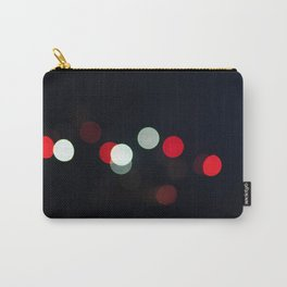 Bokeh abstract Carry-All Pouch