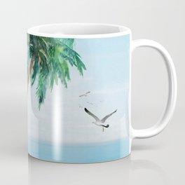 Palm Trees 2 Coffee Mug