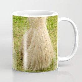 Feathered Feet Coffee Mug