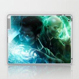 Dorian and Solas Laptop & iPad Skin